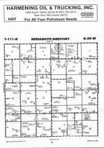Map Image 023, Nicollet County 1992